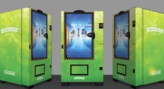 Image result for sirius vending machine
