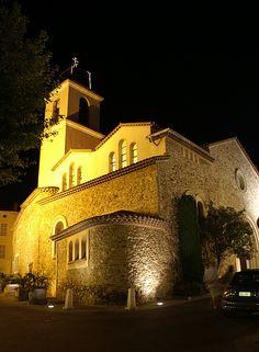 Provenza di notte - Sainte-Maxime par Carmine D'anna