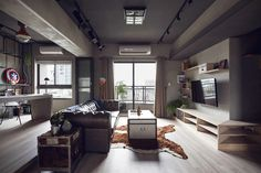 Live Like A Super Hero: The Taiwan Bachelor Apartment By House Design | First…