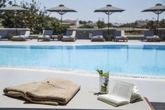 My Mykonos Hotel Mykonos Hotels, Sun Lounger, Boutique, Luxury, Gallery, Outdoor Decor, Holiday, Chaise Longue, Vacations