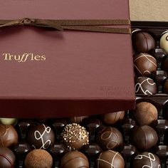 GODIVA truffles are as indulgent as they are unique. Shop our collection of chocolate truffle boxes to send a gift of chocolate truffles today. Death By Chocolate, Chocolate Sweets, I Love Chocolate, Chocolate Heaven, Chocolate Shop, How To Make Chocolate, Chocolate Lovers, Haute Chocolate, Lindt Truffles
