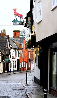 Red Hart - Hitchin, Hertfordshire, England