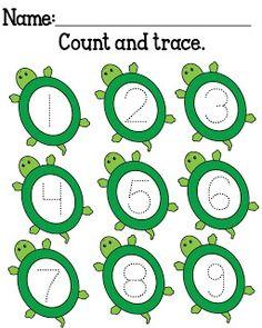 FREE Yertle the Turtle Printables. Print and Laminate Preschool Curriculum, Preschool Themes, Preschool Lessons, Preschool Worksheets, Classroom Themes, Math Activities, Preschool Activities, Kindergarten, Preschool Printables