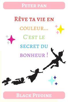 10 citations Disney : de rêves et d'amour   Black Pivoine