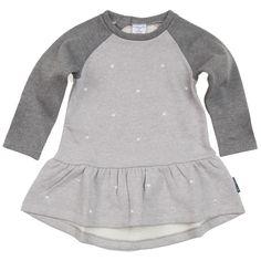 Inspiration for dress from Field Trip raglan tee pattern