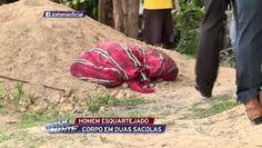 Galdino Saquarema Noticia: Homem é esquartejado em Manaus
