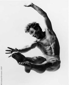 David Palmer from Passion & Line by Howard Schatz