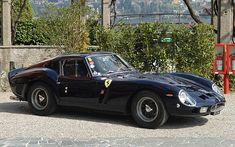 The Top 15 Most Expensive Ferrari Cars in the World - 1962 Ferrari 250 GTO