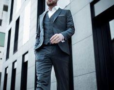 podnikatel Suits, Style, Fashion, Swag, Moda, Fashion Styles, Suit, Wedding Suits, Fashion Illustrations