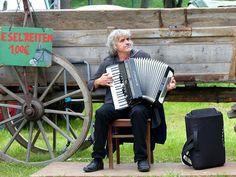#Musiker auf dem #Weinfest #Radebeul