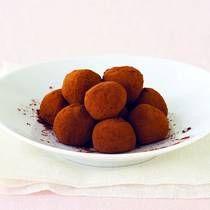 Chocolate Caramel BonbonTruffles