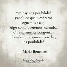 Posibilidad...