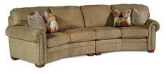 Tremont Conversation Sofa by Flexsteel at Crowley Furniture in Kansas City.  www.crowleyfurniture.com