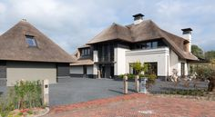 Thatched House, Thatched Roof, Classic Garden, Gazebo, Shed, Stairs, Van, Outdoor Structures, Mansions