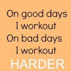 Yup...always!  Just knowing that is my motivation to know no matter what, I'm gunna kill it