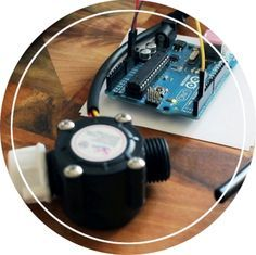 proyecto sensor de flujo de agua arduino
