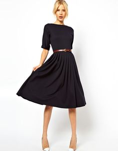 Oversized White Tee Purple Mini Skirt @ http://womenapparelclothing.com #dress #womendress #dresses