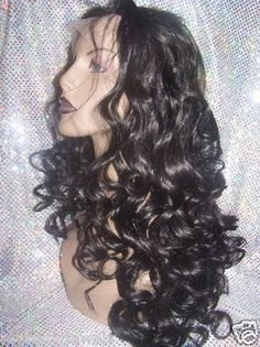 "Indian Human Hair Remi Remy FULL Lace Wig Wigs #1THE STREET TEAM IS OUT IN TRAFFIC SELLING 100% VIRGIN INDIAN HUMAN HAIR 20""-25"" for $100, & 26""-32"" for $150. Don't miss this! https://www.facebook.com/8158HumanHairCo"