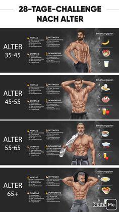 Persönlicher Körpertyp Plan, um Ihren Körper zu Hause schlanker zu machen !!! Klicken Sie auf und machen Sie ein 1-Minuten-Quiz. Abnehmen zu Hause mit einem effektiven 28-Tage-Gewichtsverlust Plan. Wähle den Schwierigkeitsgrad und verbrenne jetzt Fett! Ihre Hauptmotivation ist Ihr Traumkörper und Sie werden ihn auf jeden Fall erreichen! Verbrennen Sie Kalorien, verlieren Sie Übergewicht, steigern Sie den Stoffwechsel, bauen Sie Muskeln auf, ernähren Sie sich gesund mit dem personalisierten... Fitness Workouts, At Home Workouts, Fitness Tips, Fitness Motivation, Health Fitness, Hiit Workout Routine, Gym Workout Chart, Bodyweight Training Program, Workout Programs