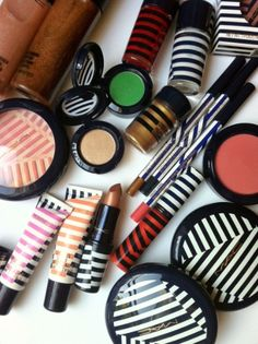 I got the gold eyeliner from this collection todayyy :) MAC Hey Sailor!