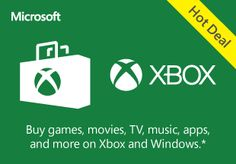 Bing Rewards/Microsoft Rewards - Xbox $10 Digital Gift card for 7000 Points (normally 10000) #LavaHot