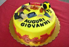 Bricklayer cake #muratore