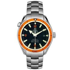 Omega Men's 2209.50.00 Seamaster Planet Ocean Automatic Chronometer Watch 42mm