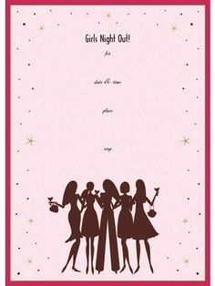 74 best girl s night out images on pinterest ladies night girl