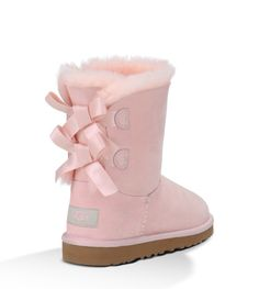 pink ugg short boots