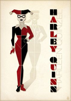 Shadow of the Past - Harley Quinn
