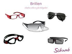 Mit den #Brillen scharf sehen und einen eigenen Style finden