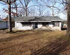 Two Bedroom House Close to Lake Sequoyah - This house offers two bedrooms, full bath, kitchen, living room, back deck with a seasonal view of Lake Sequoyah, carport, all close to the Town Center. Great starter home or investment property. Agent has interest in property. Contact Jason 870-847-5846 and see this home. Single family home in Cherokee Village, Sharp County, Arkansas