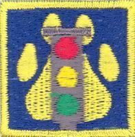 Cub Scouts/Traffic rules & safety merit badge; Partiotuote, Liikenne-jälki , Sudenpentujen Liikenne-jälki