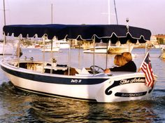 Duffy Boat Romantic Date