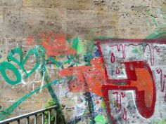 graffiti, wall - building feature, architecture, built structure, full frame, art, creativity, art and craft, backgrounds, wall, multi colored, pattern, textured, building exterior, brick wall, close-up, street art, design, weathered, old