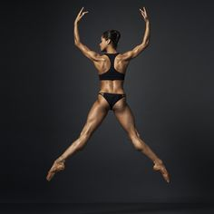 I share the widespread enthusiasm related to Misty Copeland being named the first African-American Principal Ballerina of the ABT. What a great role model for all girls: strong, beautiful, classy, and pioneering.