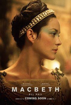 #Macbeth starring Marion Cotillard | In theaters December 2015