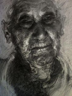 self-portrait by kamilsmala on DeviantArt Guy Drawing, Life Drawing, Figure Drawing, Unique Drawings, Cool Drawings, Character Sketches, Art Sketches, Shadow Portraits, Charcoal Sketch