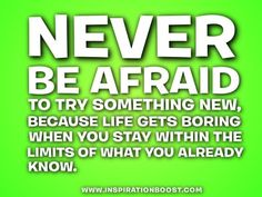 never be afraid :)  http://shortmeup.com/?Ea
