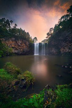 ~~Magical Falls | Dangar Falls at Dorrigo National Park, near Dorrigo, NSW, Australia | by Wolongshan~~