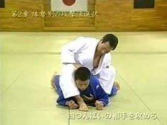 Kashiwazaki Senseis Tutorial für Sankaku Jime.