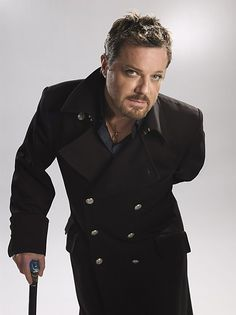 i can honestly say that i am infatuated with eddie izzard. there's something about his voice...and it doesn't hurt that he's hilarious.