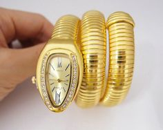 Cheap bracelet women, Buy Quality bracelet jewelry directly from China bracelet bead Suppliers: Hot Sale Fashion Brand Men watch Full Stainless Snake Bracelet, Bracelet Watch, Cheap Bracelets, Jewelry Bracelets, Women's Dress Watches, Elegant Dresses For Women, Men Watch, Vintage Watches, Gold Watch