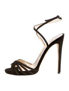 Duccio Venturi Suede Sandals
