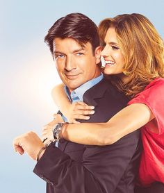 """Caskett"" is now in my top tv couples..."