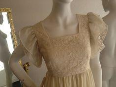 Miss K Summer Dress. $70.00, via Etsy.
