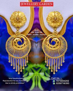 Cleaner For Gold Jewelry Beaded Jewelry Designs, Gold Earrings Designs, Jewelry Patterns, Gold Bangles Design, Gold Jewellery Design, Gold Jewelry, Swarovski Jewelry, Headpiece Jewelry, Bridal Jewellery
