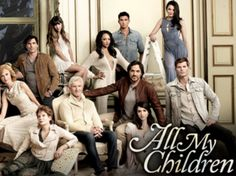 'All My Children' fans have started a petition asking that the canceled soap opera be picked up by Netflix. The streaming service has recently offered reboots o Soap News, Luke Perry, Watch Full Episodes, Tv Shows Online, My Children, Favorite Tv Shows, Growing Up, Netflix, Bring It On