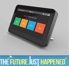 Homelink is a wireless home device that serves as a hub for receiving, storing, and transmitting patient-generated healthcare data. The tablet-sized touch screen device can receive data from a user's digital or wireless weight scales, fitness tracker, pulse oximeters, blood glucose monitors, or just about any other wearable health device.