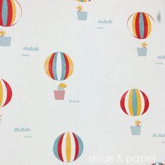 Coordone-Blanca Gomez.Globus Blanco, telas & papel